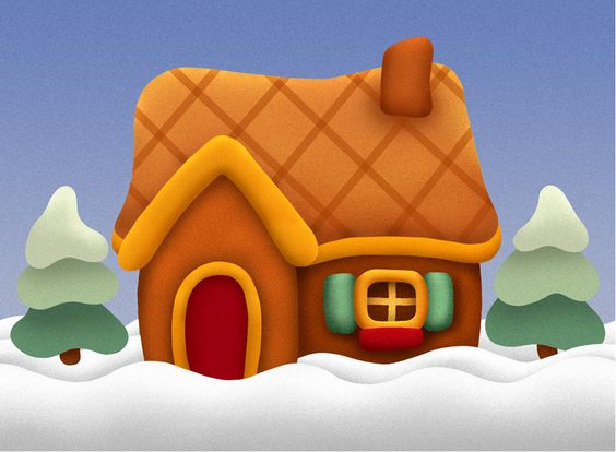 Home Sweet Home  Here is a cute little gingerbread cottage for you to decorate! Just scroll down, click, hold and drag the candies into place. Have a very Merry Christmas!  http://www.jennybharris.com/activities/home/sweethome.htm