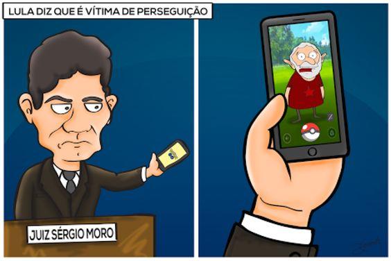 A modernidade é linda… Menos quando não é. O ex presidente molusco que o diga. O fato é que saiu o laudo que Sergio Moro tanto esperava sobre a propriedade da…