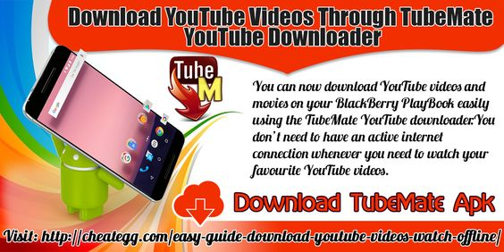 How to: download youtube videos on blackberry playbook.