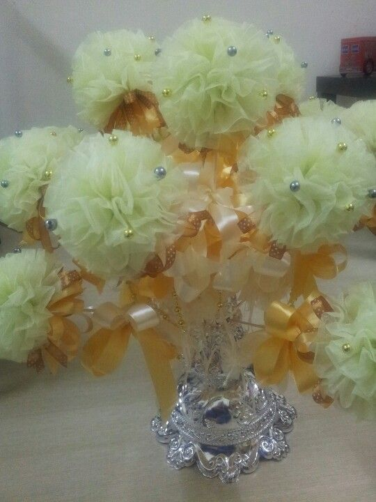 Malay wedding favor (bunga telur):