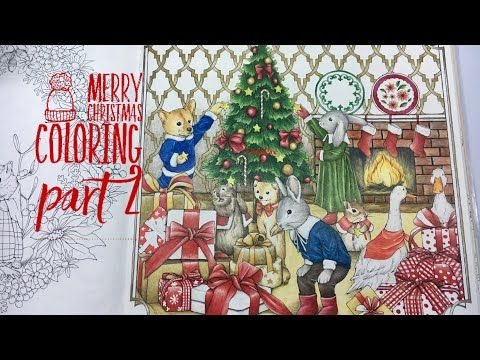 Christmas Coloring Youtube Amazing Design