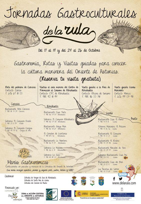 "Jornadas ""De la Rula"" #Asturias"