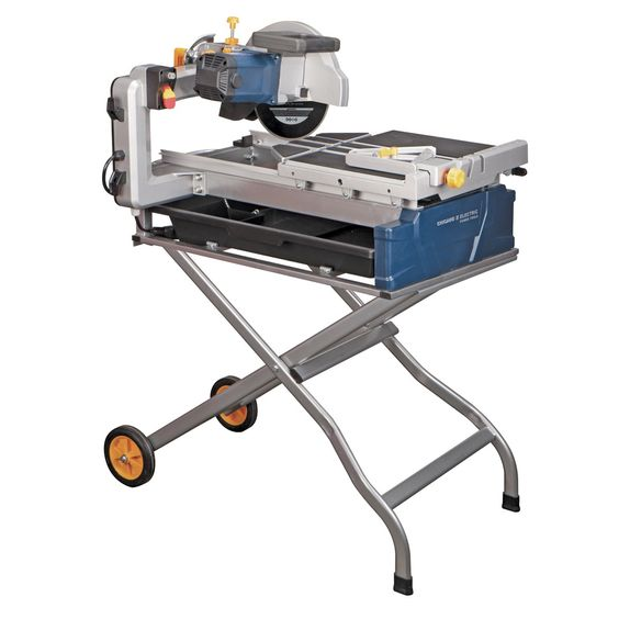 10 In 2 5 Hp Tile Brick Saw Power Tools Electric Power