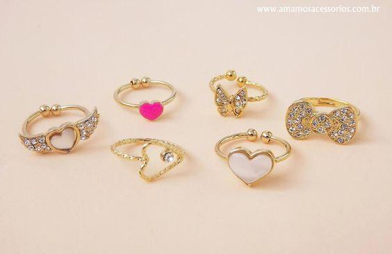 Anéis de falange / Ring flange