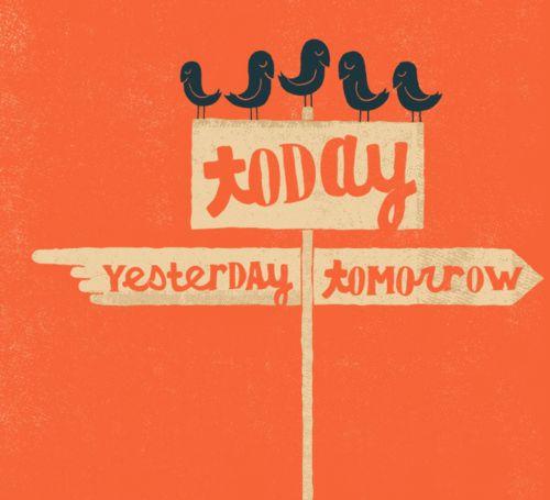 today! hoy, hoy....