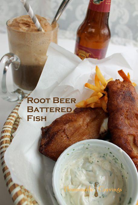 Root beer battered fish sandy pinterest homemade for Fish batter shaker