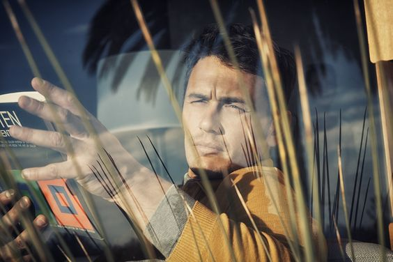 James Franco, photographed by Kurt Iswarienko for ICON Spain, Nov 2013.