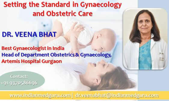 Dr. Veena Bhat Setting the Standard in Gynaecology and Obstetric Care