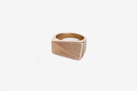 Monolith Ring | Moorea Seal