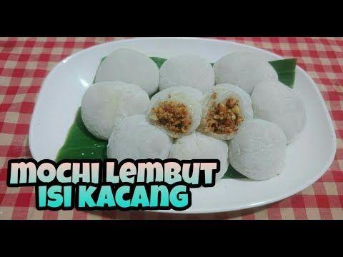 Mochi Lembut Isi Kacang Tanah Youtube Kacang Resep Makanan