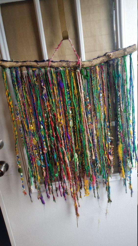 Gypsy Boho Curtain