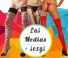 Lenceria Medias El día de la madre hay mas cosas que regalar que perfumes y utensilios para el hogar, lo digo por si alguno no se entera... http://www.lenceriaencasa.es/ #lenceria #sexy #hombre
