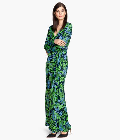 H&M: vestidos e macacões primavera/verão 2015