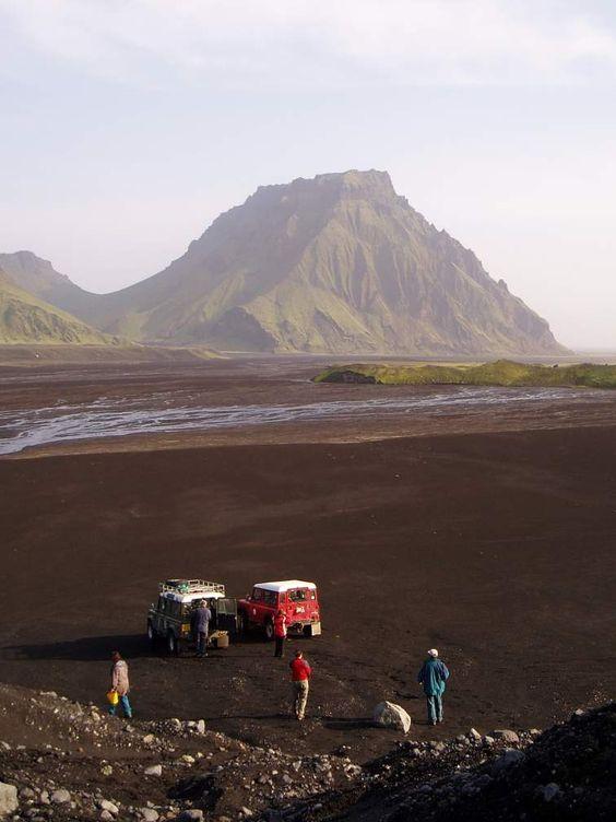 Landrover Iceland