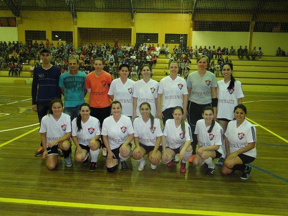 Rádio Web Mix Esporte&Som: Fagundes Varela: Definidos os Campeões no Futsal