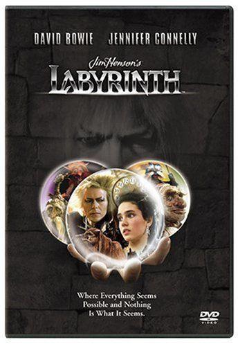 Labyrinth [DVD] -- $3.99 (reg. $14.99), BEST Price!