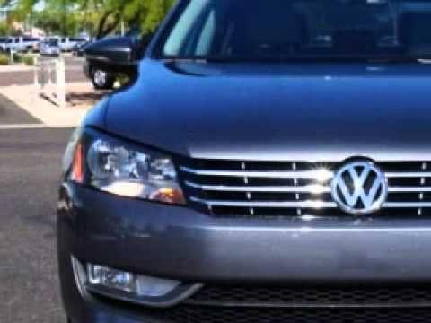 2012 Volkswagen Passat Lunde's Peoria Volkswagen Phoenix, AZ (+playlist)