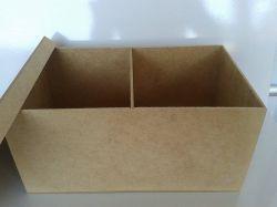 Kit com 20 caixas em mdf cru para 2 canecas de porcelana - Inova Artesanato