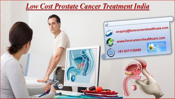Low Cost Prostate Cancer Treatment India