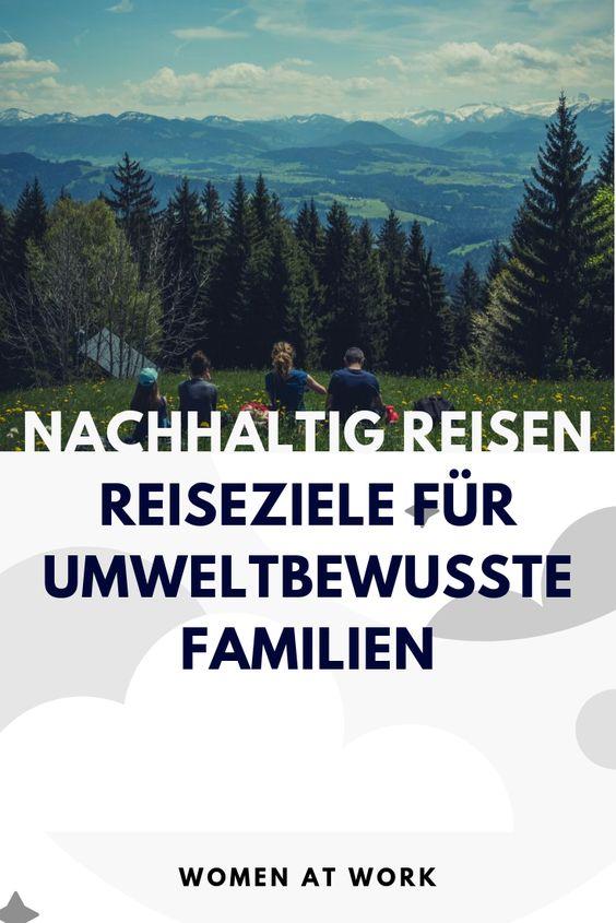 Sommerurlaub 2019 in Deutschland: Reiseziele für umweltbewusste Familien (mit BestFewo)