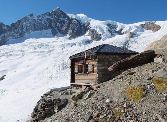 De meest afgelegen berghutten - Reizen - KnackWeekend.be