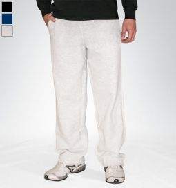 Mens Open Bottom Sweatpant Made in the USA
