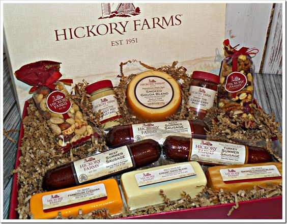 Holiday Traditions with Hickory Farms do you have some to share?