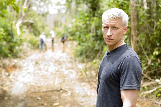 Anderson Cooper | The 17 Hottest Silver Foxes