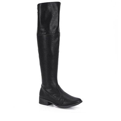 Bota Over The Knee Feminina Dakota - Preto - Passarela.com