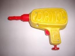 Mattel Drill