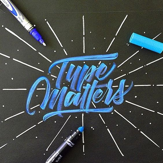 "As a thank you for all the support in the past 8 months we will be doing our first giveaway. To enter our contest you must design a piece that reads ""Type Matters for JetPens."" All applicants must be following @type_matters and @jetpens and use the hashtag #typemattersforjetpens. For anyone with a private account we will not be able to see your entry unless you make your profile public. The winning piece will receive a $25 gift card from @jetpens. Each applicant will only be allowed 1 entry…"