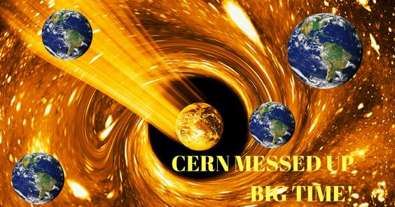 CERN Messed Up Big Time PROOF That We All DIED IN 2012 | Disclose.tv