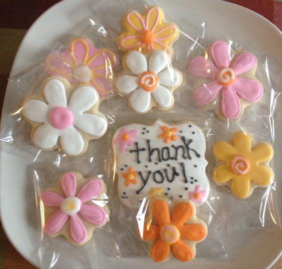 A nice way to thank someone.