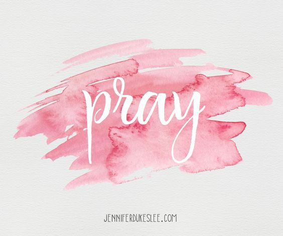There's one kind of conversation that you'll never regret, that always bears fruit, that's never a waste of time, and that gives you access to the One in charge. That's a conversation with God.  Pray. It matters. It unleashes unfathomable power.: