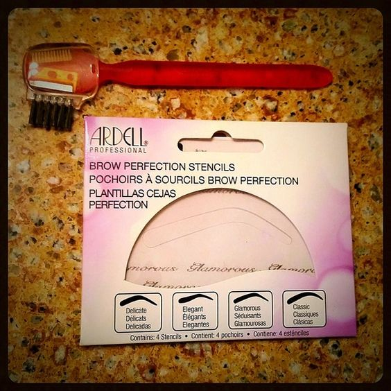 Eyebrow Shaping Bundle NWT Eyebrow Shaping Bundle NWT Ardell Makeup Brushes & Tools