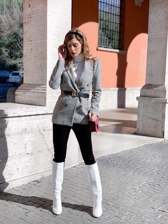 Stivali bianchi: tutto quello che devi sapere su questo trend | Cosa Mi Metto???