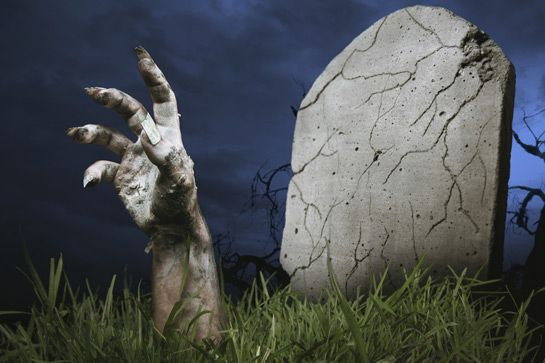 Image result for digging out of grave