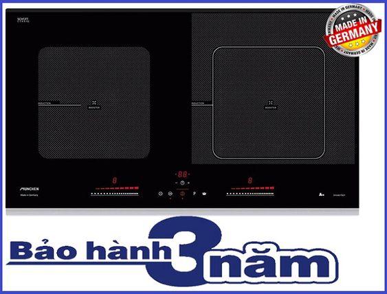 Bếp từ Munchen GM 8925 có thời gian bảo hành bao lâu?