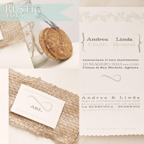 Rustic Invitation  Yuta