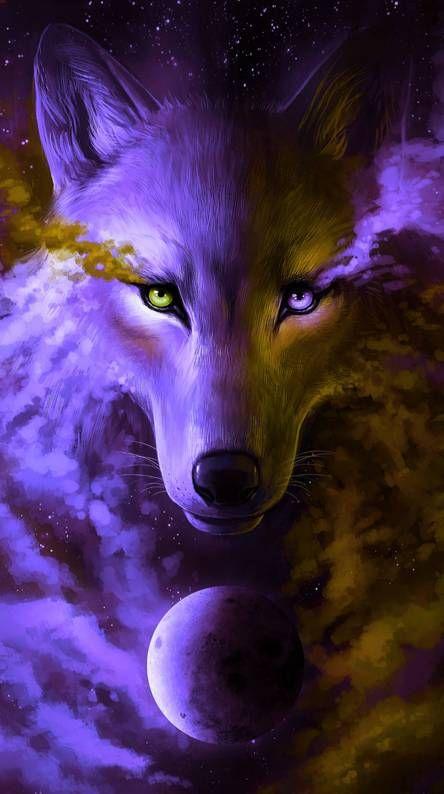 Frozen Anime Wolf Wolf Wallpaper Fantasy Wolf