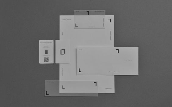 Lateral Imaging by The Folks Studio, via Behance