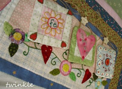 TWINKLE PATCHWORK: agosto 2009