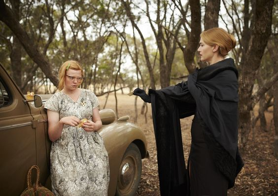 Kate Winslet and Sarah Snook star in The Dressmaker