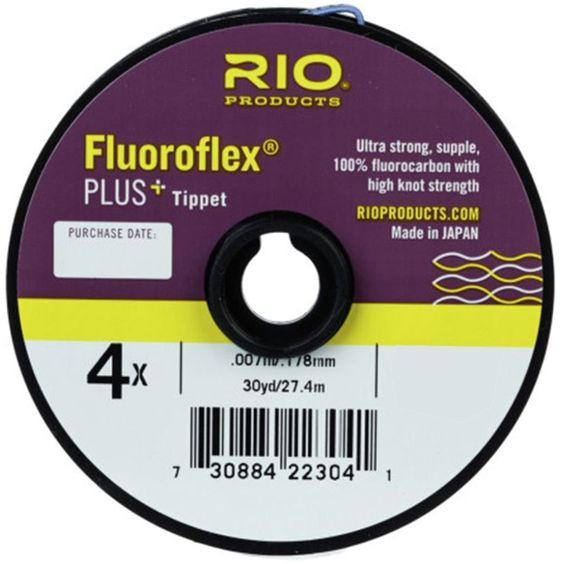 Rio Fluoroflex Plus Tippet 30yd -- See this great product.