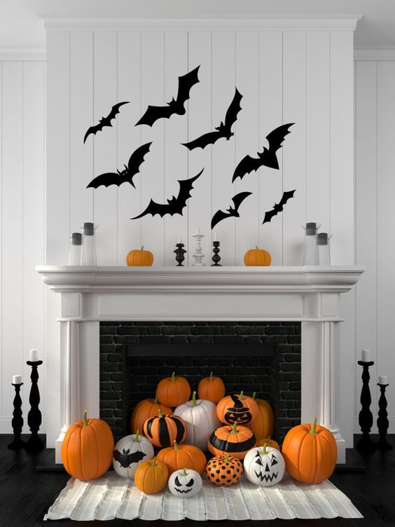 decoración halloween