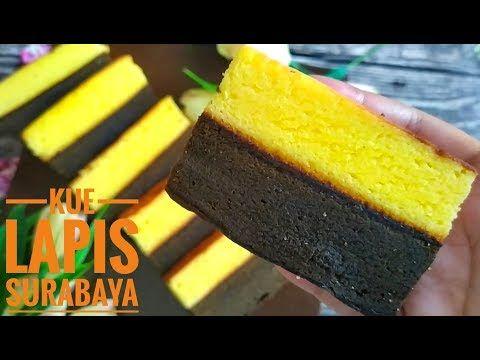 Resep Kue Lapis Surabaya Premium Super Lembut Dan Sangat Enak Youtube Makanan Dan Minuman Resep Kue Kue Lapis