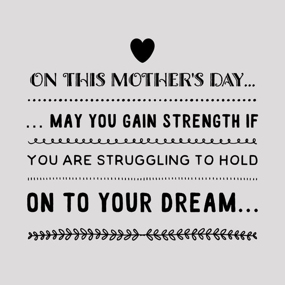 Mother's Day | infertility | AmateurNester.com: