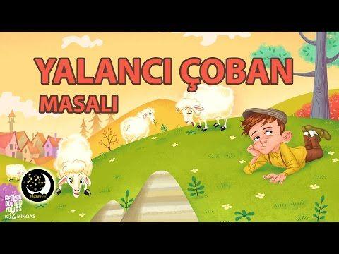 Masal Dinle Yalanci Coban Masali Masallar Youtube Masal Anaokulu Sinifi Tintin