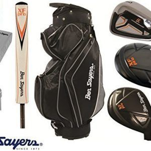 Ben Sayers Limited Edition XF Pro Combo Complete Mens Golf Set & Deluxe Cart…