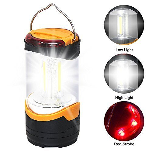 Portable Camping Equipment Waterproof LLight LED Emergency Outdoor Lantern Lamps